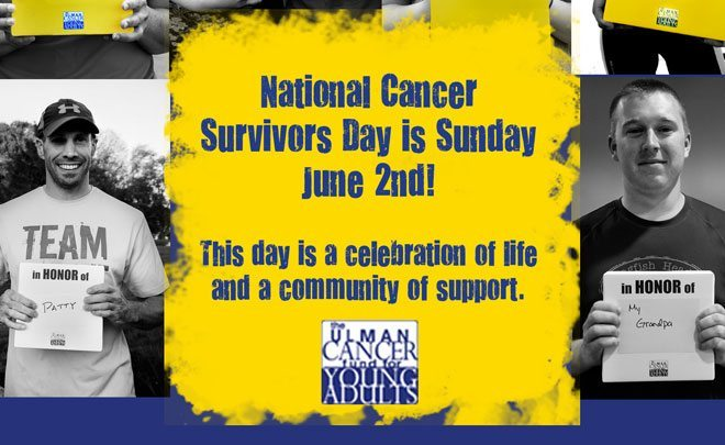 Celebrating Life on National Cancer Survivors Day