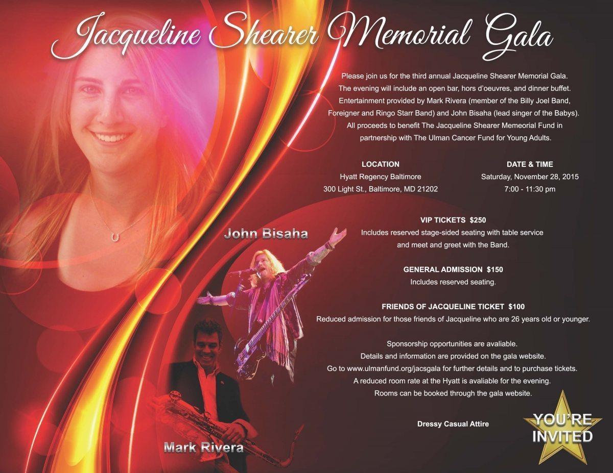 2015 gala invite