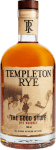 2015 Templeton Rye Bottle New