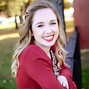 Anna Rideout, 19 years old; Lexington, KY