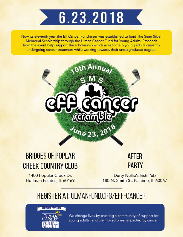 Eff Cancer Golf Scramble